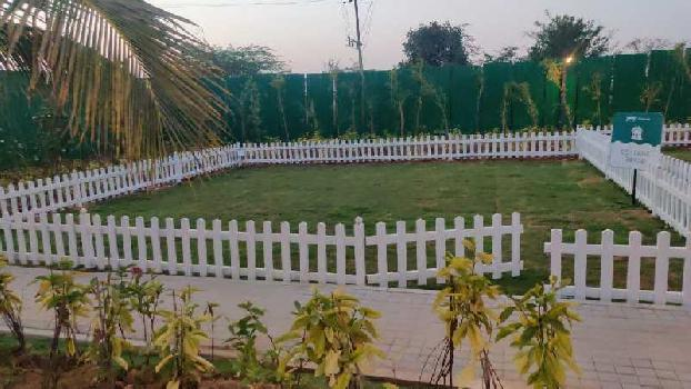 Residential Plot Gated community