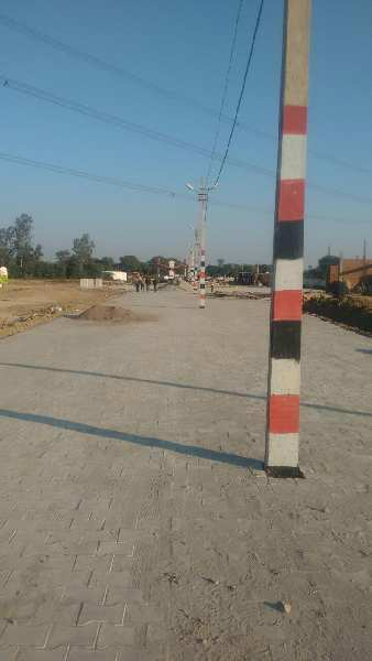 Residential Plot For Sale In Behind Old Roadways, Rampur, Ghaziabad