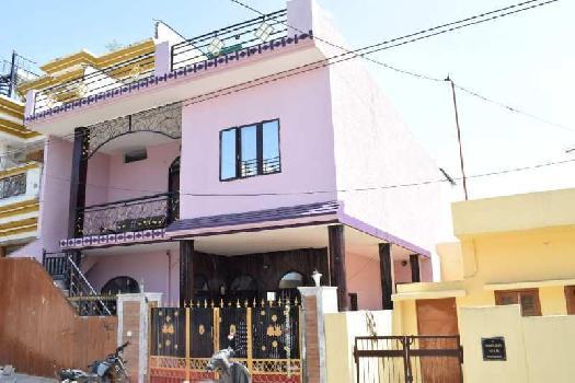 Semi Commercial 6 Room PG plus 3 BHK Residence for Sale in Indira Nagar Dehradun