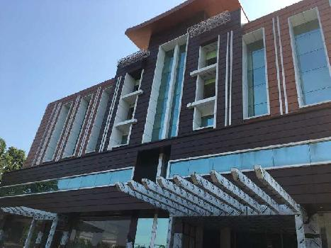 42 Keys Hotel With Banquet Hall for Sale in Dehradun