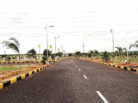 RESIDENTIAL PLOT FOR SALE IN CHAORLA, CHANDRAPUR , MAHARASHTRA
