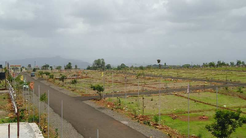 Residential Plot For Sale In Kishitij - 10, Chandrapur, Maharashtra.