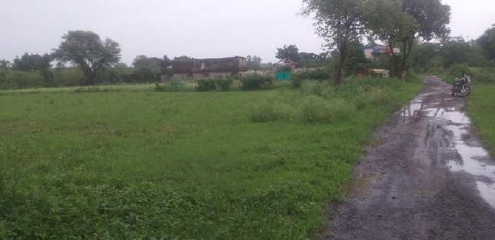 40,000 Sq. Feet,   300 meter inside land from main highway(Airport Road)