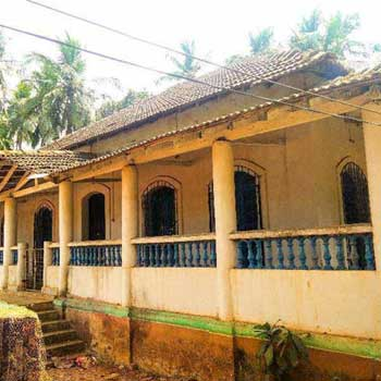 Portuguese House in Colva, Goa