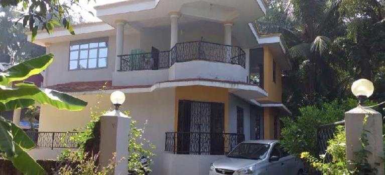 3 Bhk Bungalow In Colva