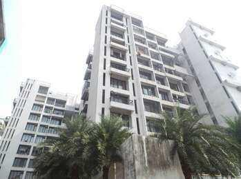 Residential Apartment for Sale in Akshar Sai Radiance, Sector 15 Belapur, Mumbai Navi, Mumbai