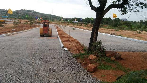 Hmda plots for sale@Bhongiri.