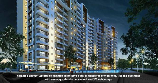 3 BHK Flats & Apartments for Sale in Bellendur Village, Bangalore