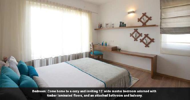 3 BHK Flats & Apartments for Sale in Bellendur Village, Bangalore