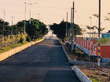 Residential Plot For Sale In Srisailam Highway, Hyderabad