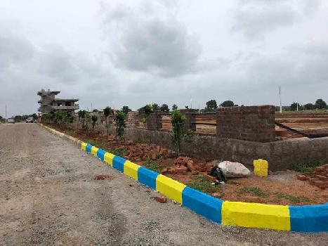 Residential Plot For Sale In Kadthal, Rangareddy