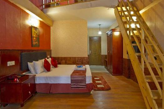 5000 Sq.ft. Hotel & Restaurant for Rent in Hadimba Temple Road, Manali