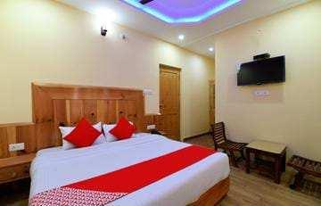 9000 Sq.ft. Hotel & Restaurant for Rent in Hadimba Temple Road, Manali