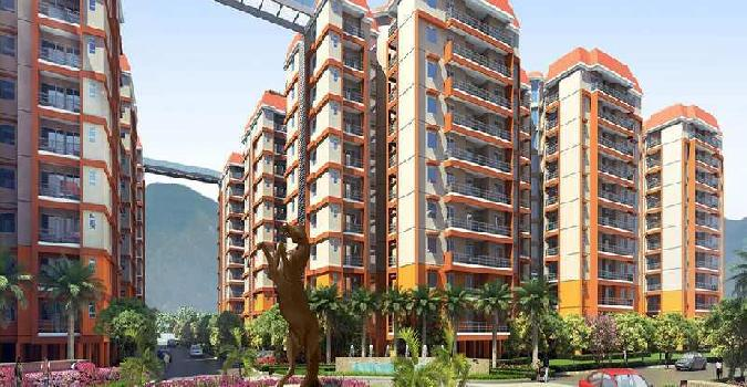 Studio Apartment for sale in Windlass River Valley, Kuanwala, Dehradun