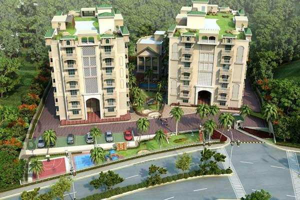 2 BHK Flat for sale in Mussoorie Rd, Dehradun for sale in Arcadia Hillocks, Mussoorie Rd, Dehradun
