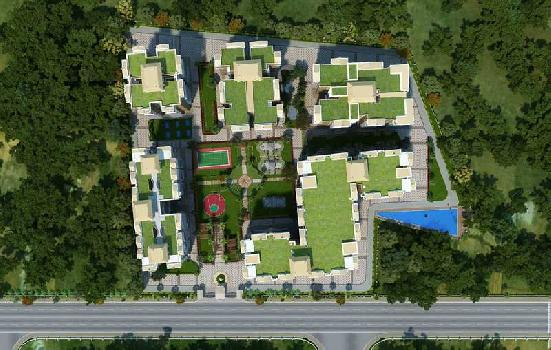 1BHK Flat For Sale in Arcadia Greens  Mussoorie Road