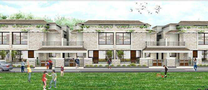 4 BHK Villa For Sale In Himshikha Dwarkapuri, Turner Road, Dehradun.