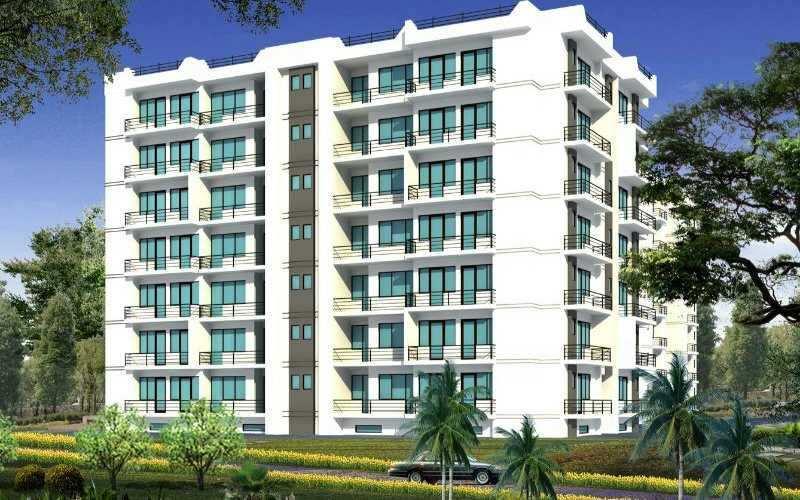 2 BHK Flat For Sale In Windsor Court, Mussoorie Road, Dehradun