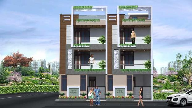 5 BHK Individual Houses / Villas for Sale in Murlipura, Jaipur