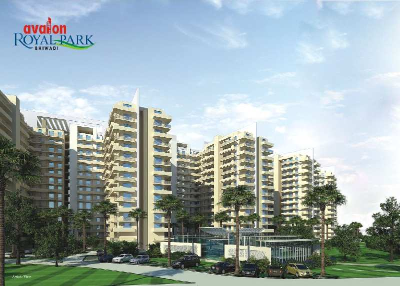 2 BHK Flats & Apartments for Sale in Miakpur Goojar, Bhiwadi