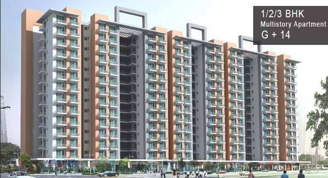 1 BHK Flats & Apartments for Sale in Alwar Bypass Road, Bhiwadi
