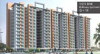 2bhk flst for sale in krish icon
