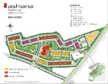 2BHK Flat availabe for rent in Ashiana Town, Bhiwadi