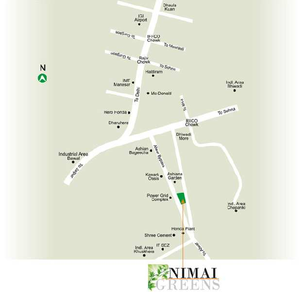 3bhk flat for sale in nimai greens