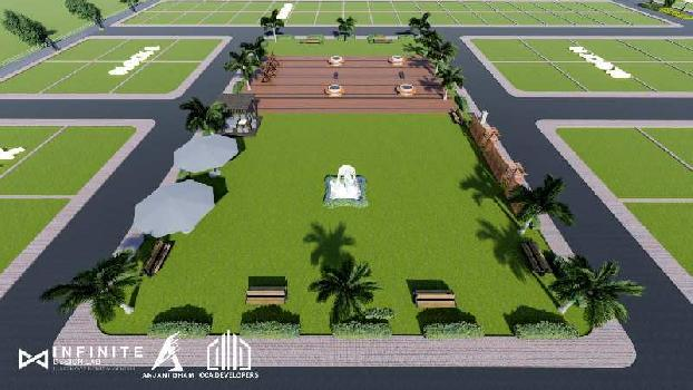 Residential Plot for Sale in Bhind Road, Gwalior
