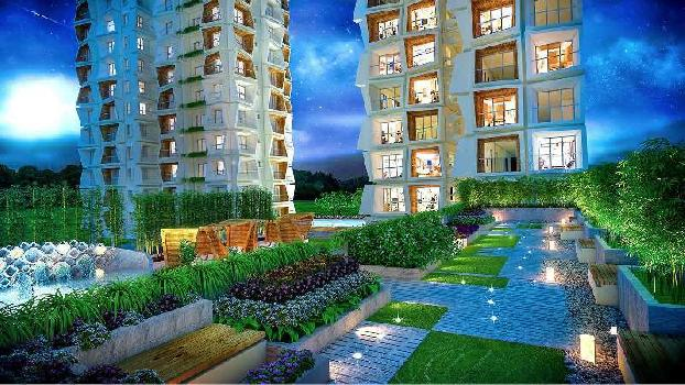 2 BHK Flat For Sale In Hijibiji