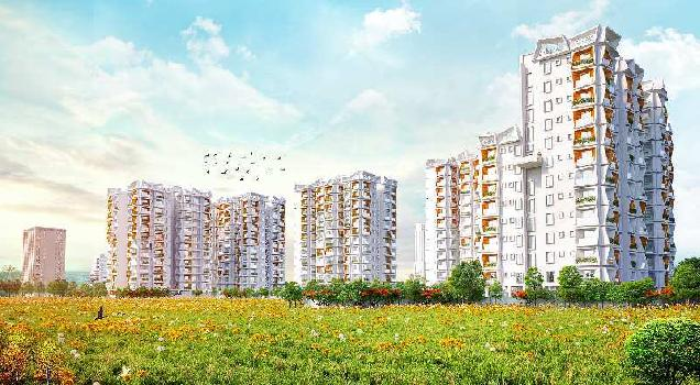 3 BHK Flat For Sale In Rajarhat, Kolkata