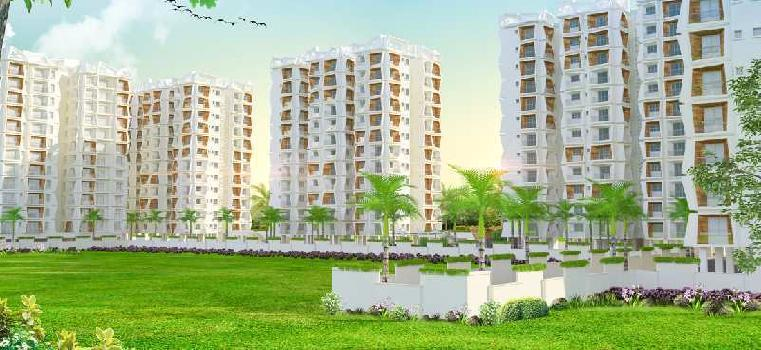 3 BHK Flat For Sale In Hijibiji, New Town