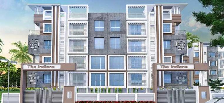 2 BHK Flat For Sale In Indiana, Rajarhat