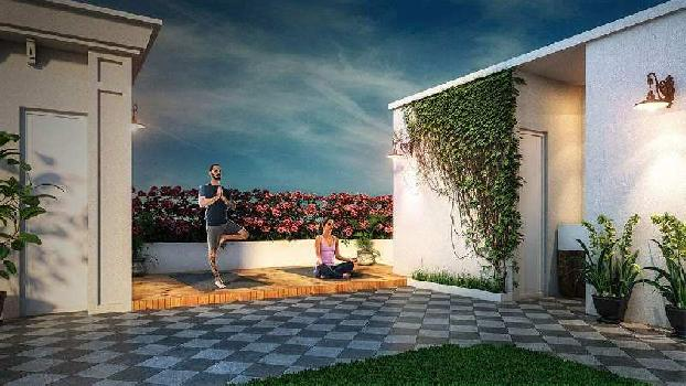 3 BHK Flat For Sale In Curiocity, New Town