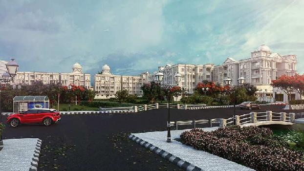 2 BHK Flat For Sale In Curiocity, New Town