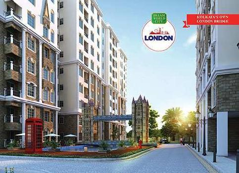 Premium 3 BHK township at Pailan