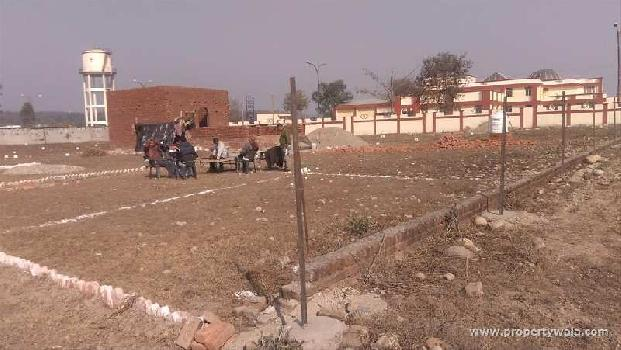 Residential Plot For Sale In NH 15, Bikaner