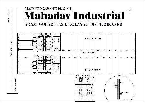 21554 Sq.ft. Commercial Shops for Sale in NH 15, Bikaner