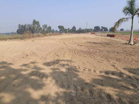 Residential Plot Is Available For Sale In Gram Daiyan, Bikaner, Rajasthan