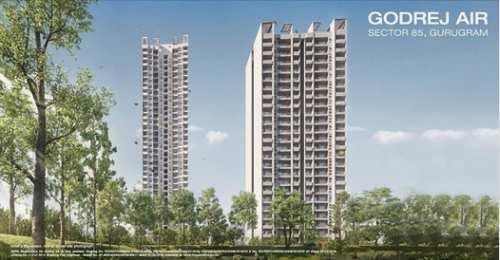 Godrej Air @ Sector 85 Dwarka Expressway Gurgaon