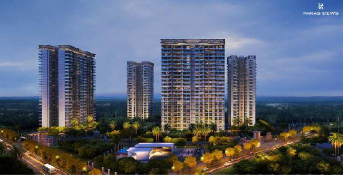 3BHK+SERVANT @ PARAS DEWS, SECTOR 106, GURUGRAM FOR 1.0384 CR