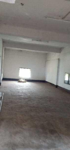 industrial plot with shed for sale in Verna industrial estate