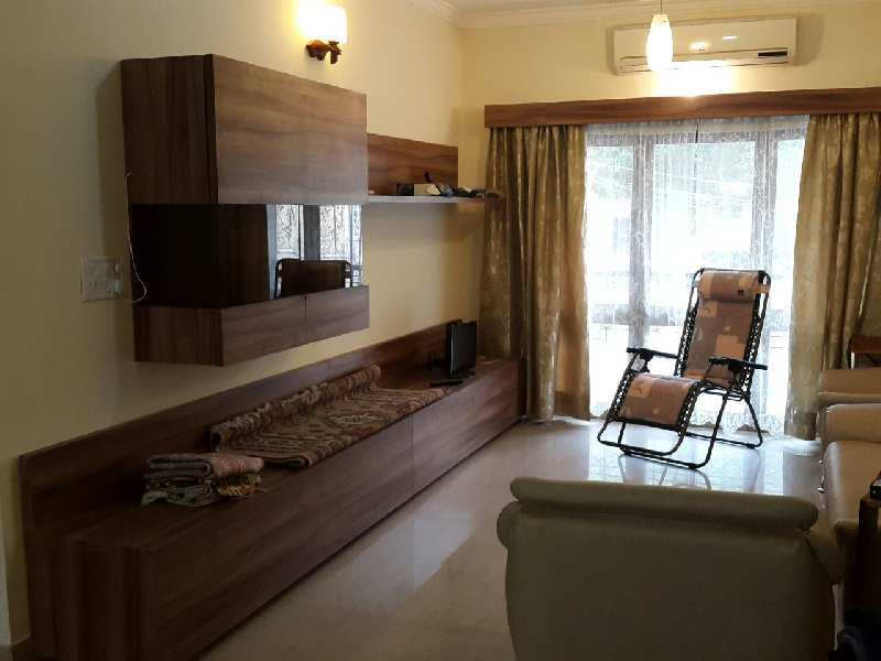 3 BHK Unfurnished flat for rent