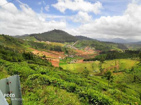 2.5 acres Farmland for sale in ooty