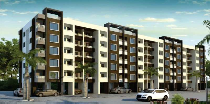 2 BHK Flats & Apartments for Sale in Ajwa Road, Vadodara
