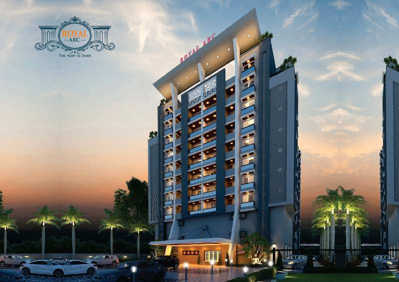 2 BHK Flats & Apartments for Sale in Alkapuri, Vadodara