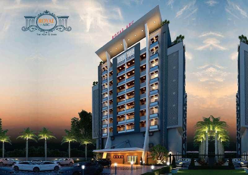 3 BHK Flats & Apartments for Sale in Alkapuri, Vadodara