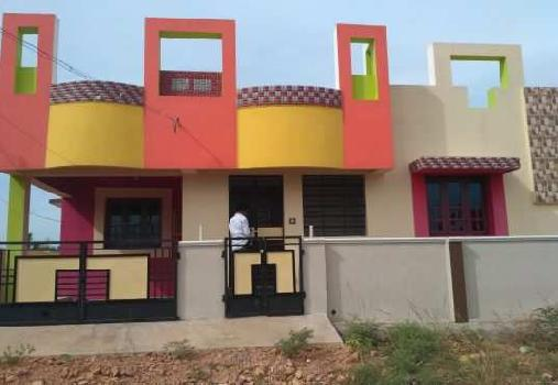 2 BHK House For Sale In Valanar Nagar, Thanjvur