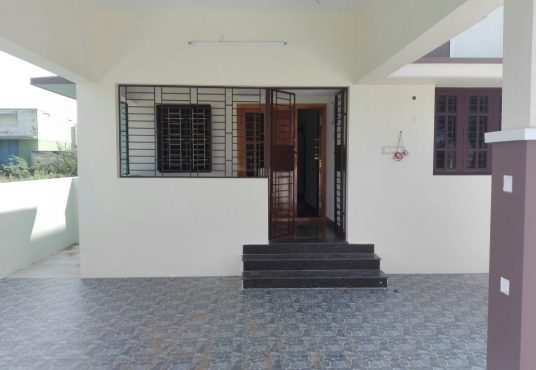 2 BHK House For Sale In Nachiyarammal Nagar, Thanjavur