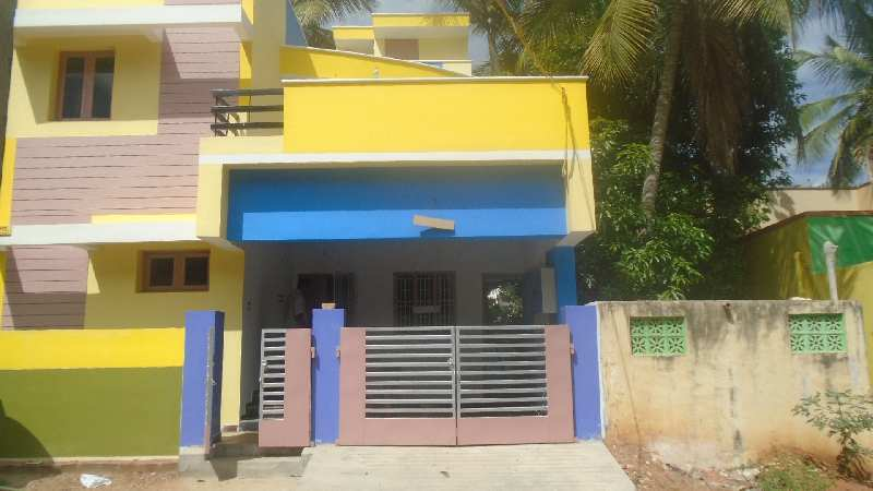 Individual Bangalow House For Sale in Municipal Colony, Medical College Road, Thanjavur